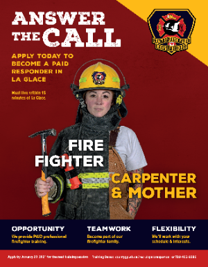 Answer the Call Poster