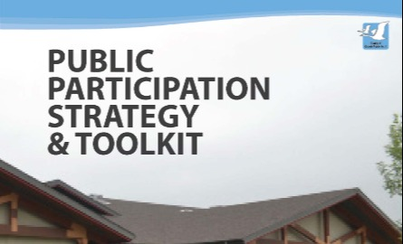 Public Participation Toolkit cover