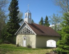 Immaculate Heart Straw Church