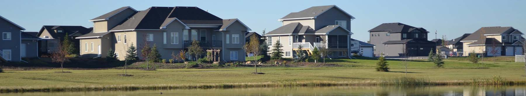Carriage Lake subdivision